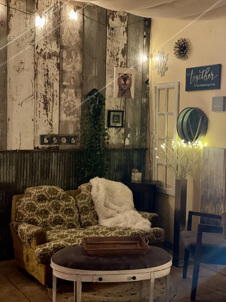 Rustic Coffeehouse