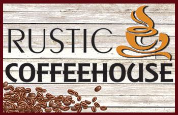 Rustic Coffee House Logo